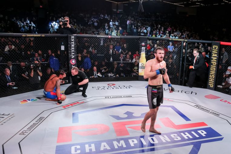 MMA: Professional Fighters League sees itself as No. 1 contender to UFC's dominance