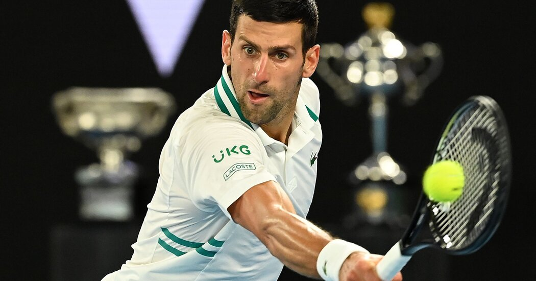 Australian Open 2021: Novak Djokovic and Daniil Medvedev Meet for the Title