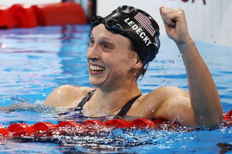 Olympics: US star swimmer Katie Ledecky anticipates fierce competition at Tokyo Games