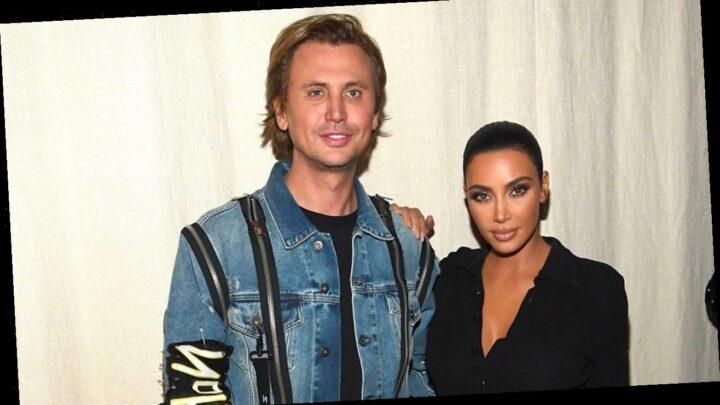 Kim Kardashian Celebrates a Friend's Birthday Amid Kanye West Divorce