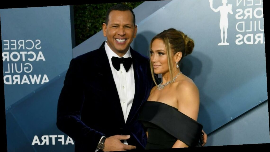 Alex Rodriguez Is Missing Jennifer Lopez, Posts Throwback Pic with Her