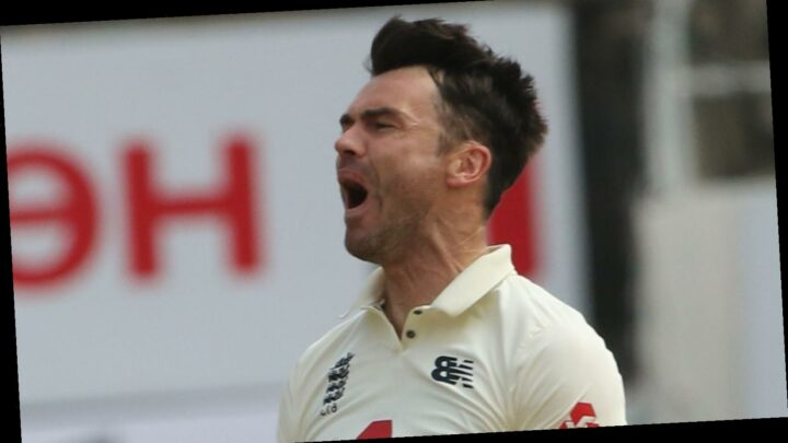 James Anderson's double-wicket maiden in Chennai as good as any over he has bowled for England