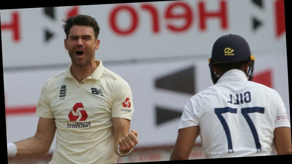 James Anderson ready for pink-ball Test and says England's rotation policy will help extend his career