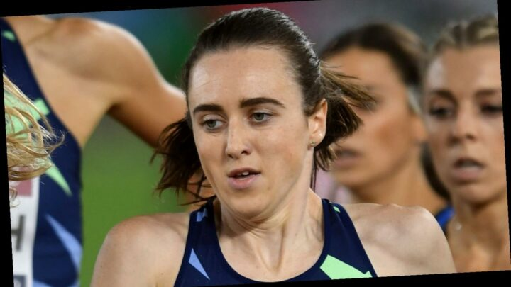 World Indoor Tour: Laura Muir sets new british record to finish second in 1,500m in Lievin