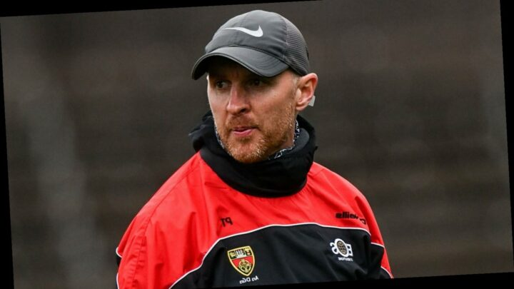 Down football manager Paddy Tally hit with eight-week suspension