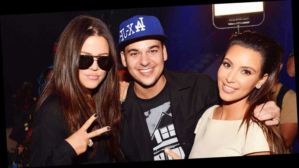 He's 34! See How the Kardashian-Jenners Celebrated Rob K.'s Birthday