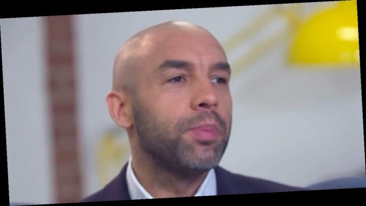 Alex Beresford's ex-colleague asked if he was 'worried' over baby's skin colour