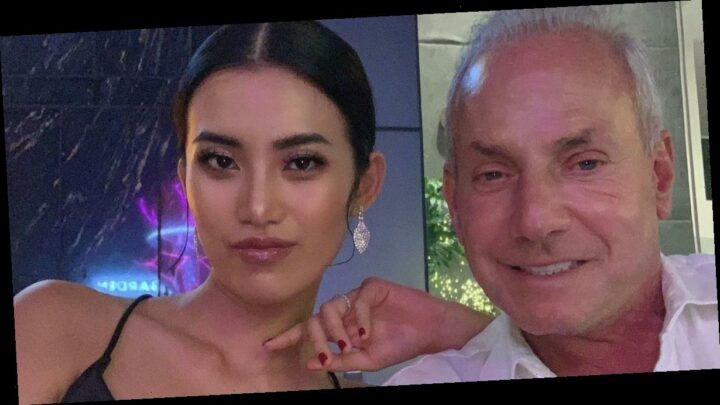 Businessman, 72, in age gap romance with beauty queen 46 years younger than him