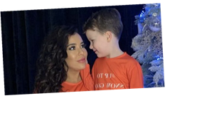 Stephanie Davis sets up Instagram account for son Caben, four, to help him earn cash for the future