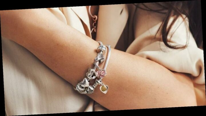 Jewellery brand Pandora has a secret outlet where you can get charms from as little at £5
