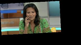 Ranvir Singh admits she didn't watch Kate Garraway's doc and recalls final conversation with Derek