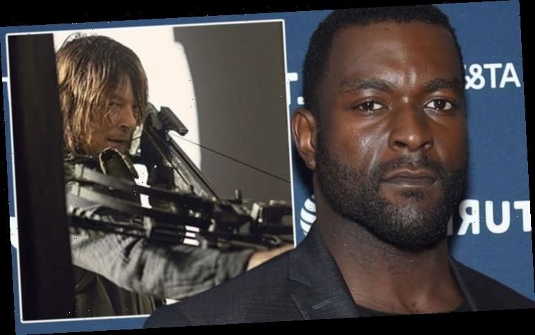 The Walking Dead's Mercer star speaks out on landing iconic TWD comic book role