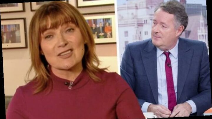 Lorraine Kelly divulges what Piers Morgan emailed her moments after quitting GMB