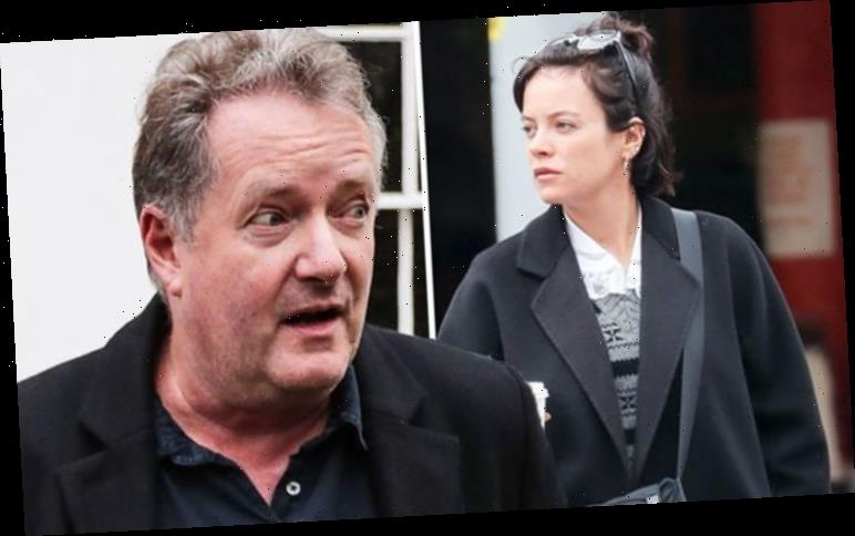 Lily Allen slams Piers Morgan amid Meghan Markle row 'Never has much to say about men'