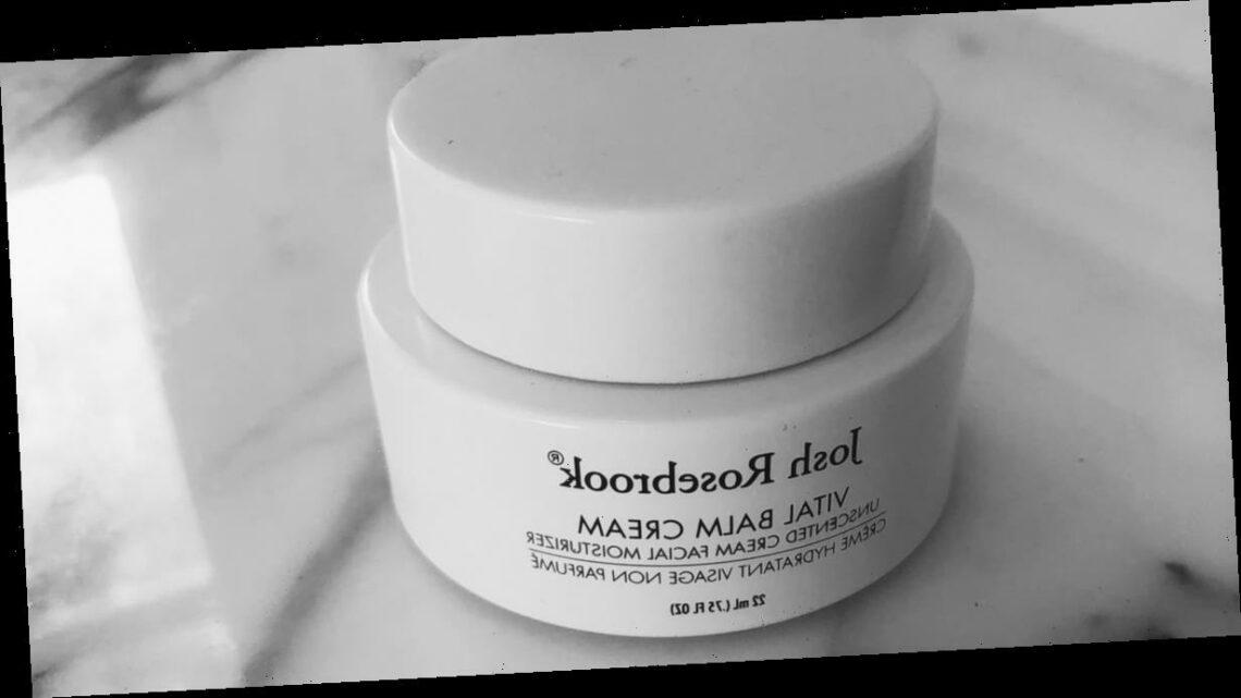 My Dehydrated Winter Skin Practically Drank Up This Josh Rosebrook Vital Balm Cream
