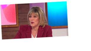 Loose Women's Ruth Langsford in tears after being reunited with mum in care home