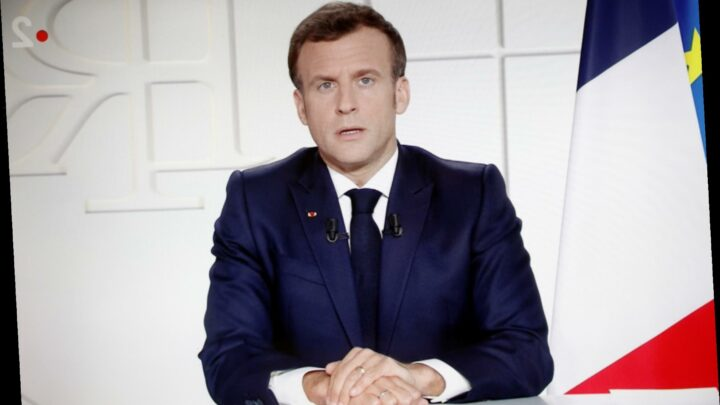 France announces 3-week school closure, domestic travel ban