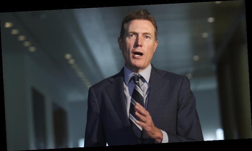 Attorney-General Christian Porter denies alleged historical rape