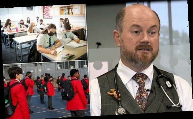 SAGE scientist says schools CAN reopen safely next week