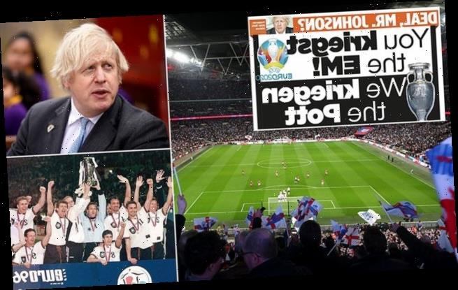 Germany's biggest newspaper backs plans to move Euro 2020 to England