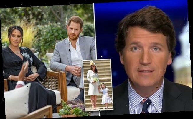 Tucker Carlson slams 'manipulative opportunist' Meghan Markle