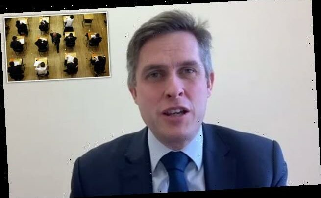 Gavin Williamson categorically rules out ditching GCSEs