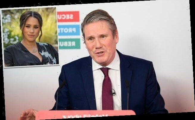 DAN HODGES: Keir Starmer showed why he's floundering in all the polls