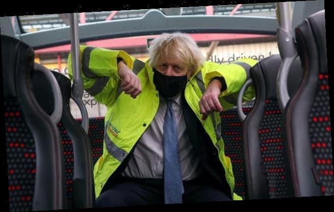 Boris Johnson 'ignored advice on shaking hands' at start of pandemic