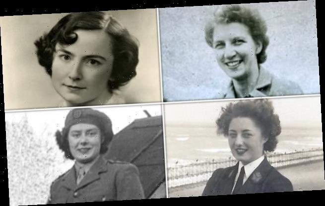 Women of WWII recall their roles in fighting the Nazis