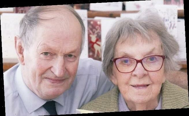 Husband and wife, 83 and 81, are found dead at their Cheshire home