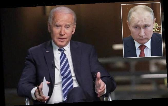 Russia demands apology after Biden called Putin a killer