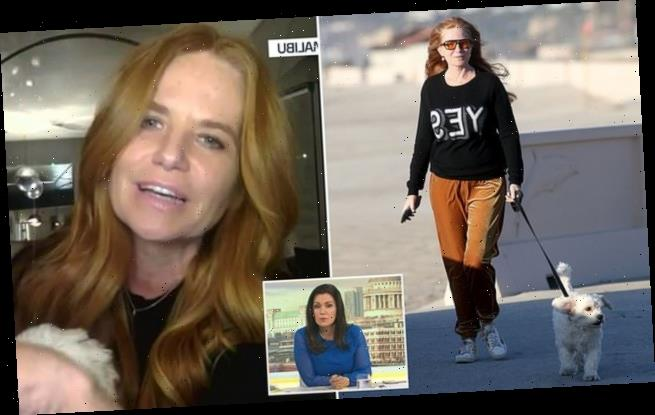 GMB 'hold crisis meeting over handling of Patsy Palmer interview'