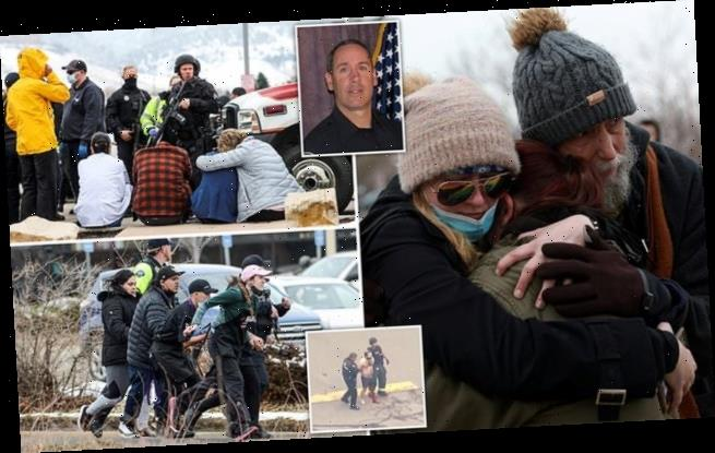 Chilling police calls reveal the moment the Colorado massacre began