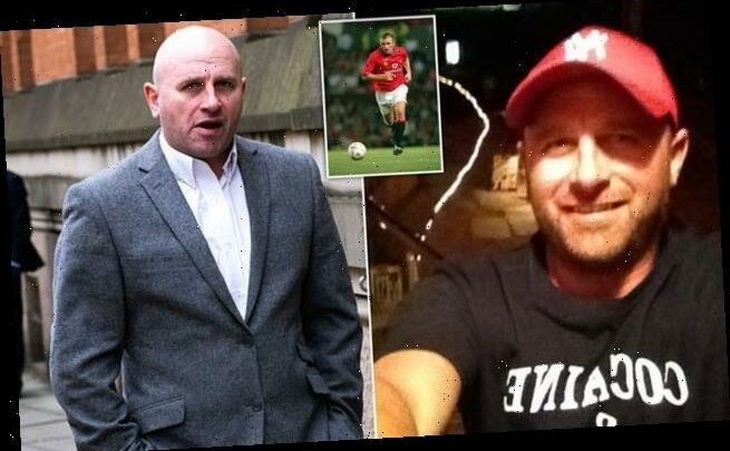 Ex-Man Utd football star Ronnie Wallwork broke man's eye socket