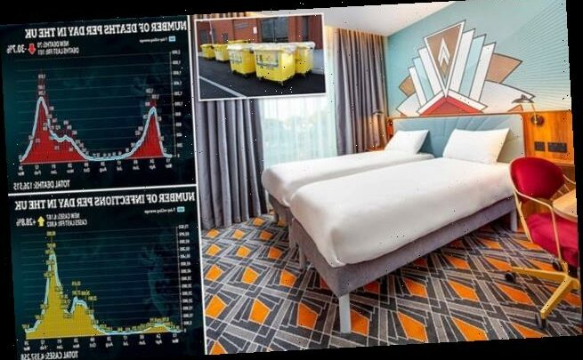 Big families will be able to self-isolate in hotels for FREE