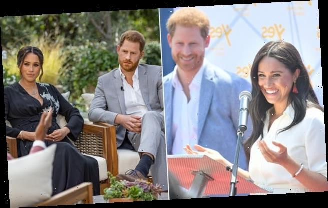 Prince Harry is trying to 'keep up with very bright' Meghan Markle