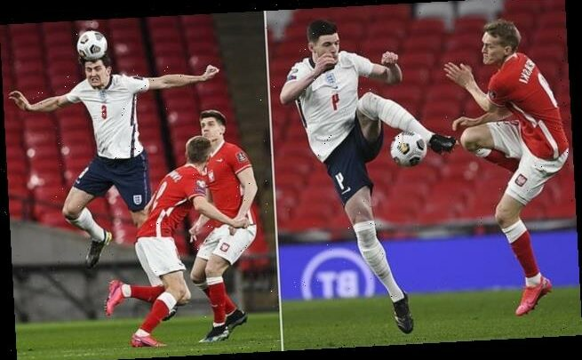 England vs Poland – World Cup qualifier: Live score and updates