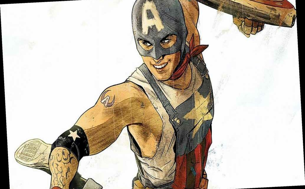Marvel to debut gay Captain America character during Pride Month