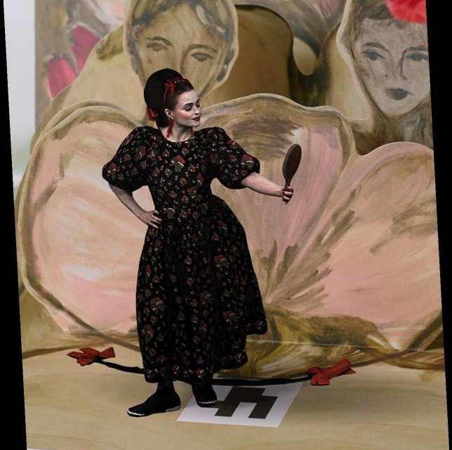 Helena Bonham Carter & Kaia Gerber Star in Simone Rocha x H&M's Storybook