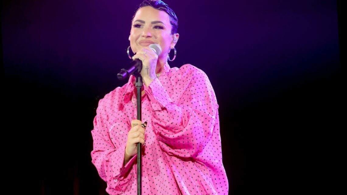 Demi Lovato Says She Can't See Herself Getting Pregnant, But She Still Wants Kids