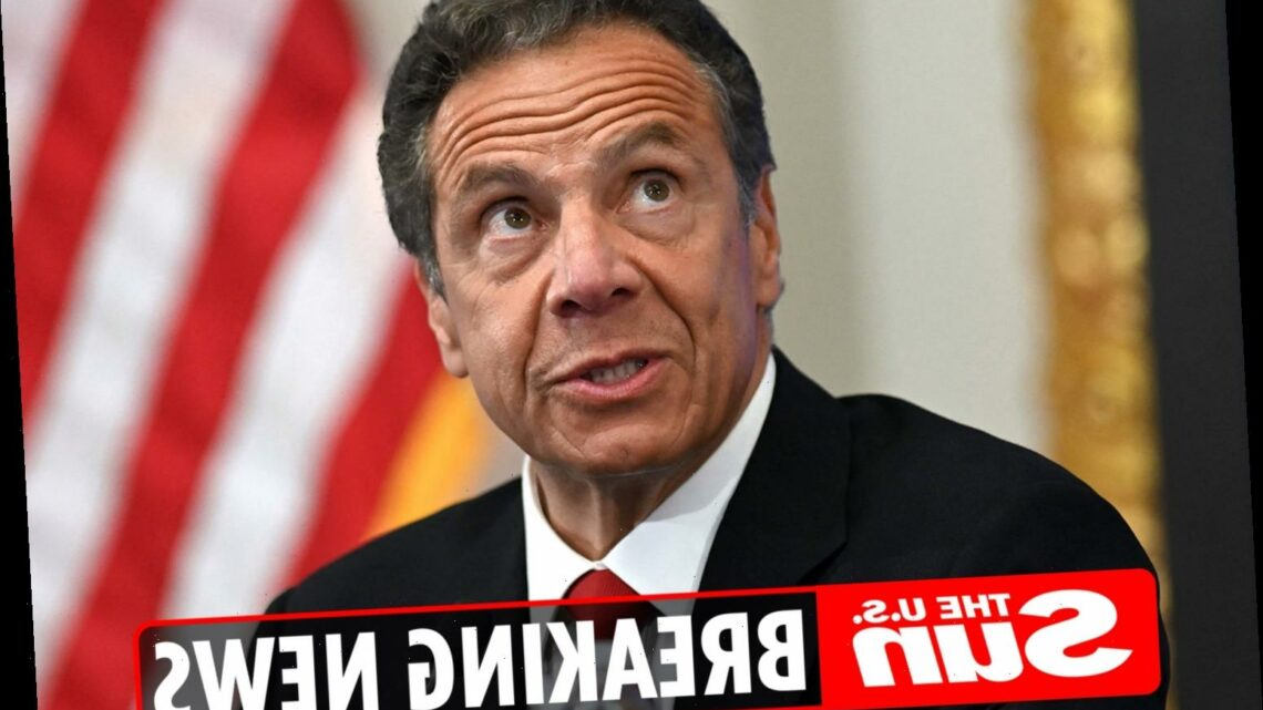 Gov Cuomo accused of sexual harassment by THIRD woman who claims he grabbed her face & said 'can I kiss you?' at wedding