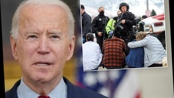 Biden calls to 'ban assault weapons' in wake of Boulder shooting