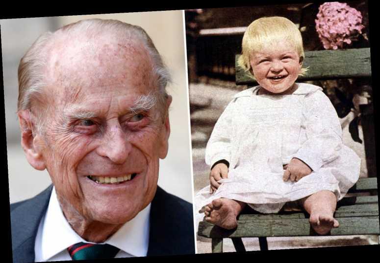 Where was Prince Philip born?