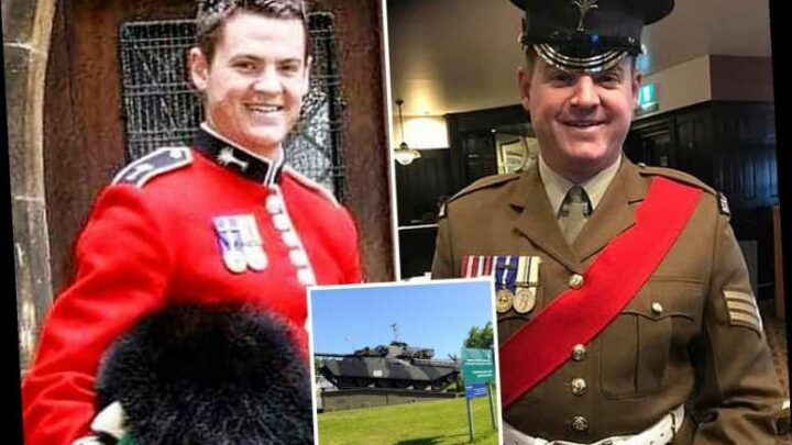 Heartbroken family of Queen's guard killed in firing exercise say 'daddy, we're not ready to say goodbye'