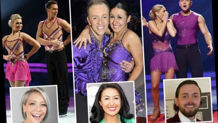 Where Dancing On Ice's winners are now – from booze battles and legal row to quitting fame to work as delivery driver