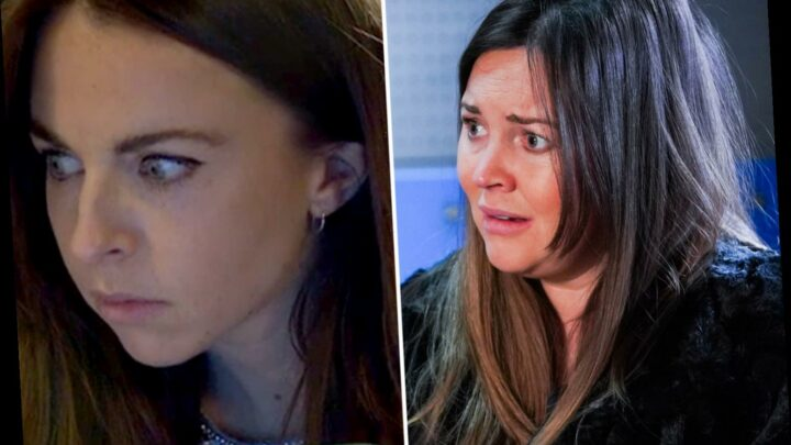 EastEnders shock as Stacey Slater is going to prison for assaulting Ruby Allen