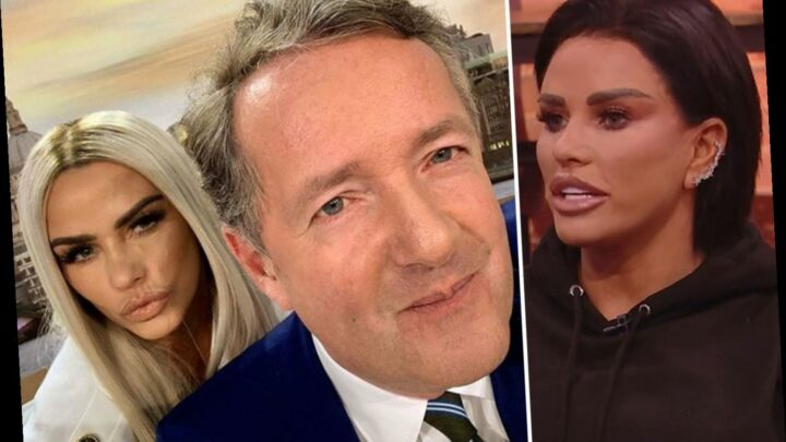 Katie Price backs pal Piers Morgan after he quits GMB saying 'everyone is allowed freedom of speech'