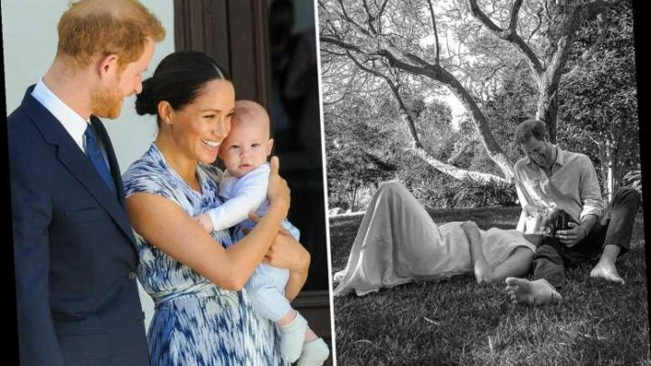 Meghan Markle 'plans to have baby daughter by home birth at her £11m California mansion' after hospital dash with Archie