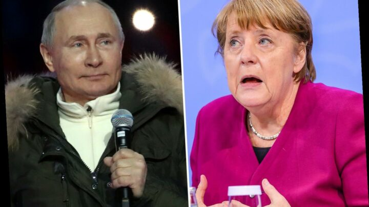Jab-shambles Germany to beg Russia for vaccines as Merkel told to go back into TOTAL lockdown