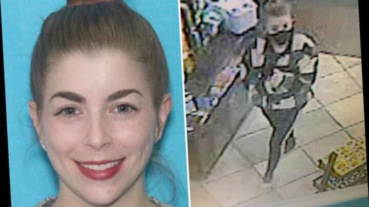 Desperate hunt for missing woman, 29, last seen on CCTV near Pennsylvania hiking trail